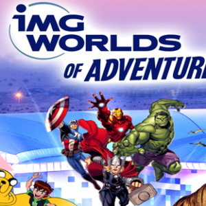 IMG - Worlds of Adventure