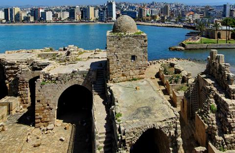 Sidon & Tyre