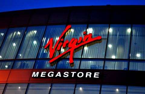 Virgin Megastore