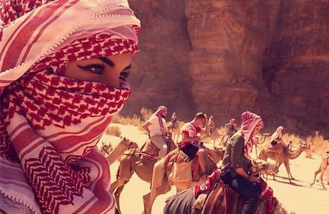 Women Exploring Jordan (6 Days)