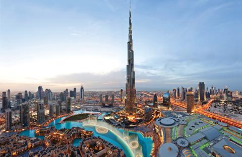 Dubai & Jordan