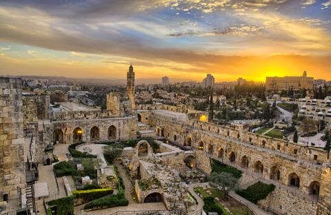 Holy Land & Jordan