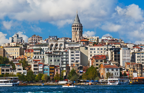 Turkey, Holy Land & Jordan